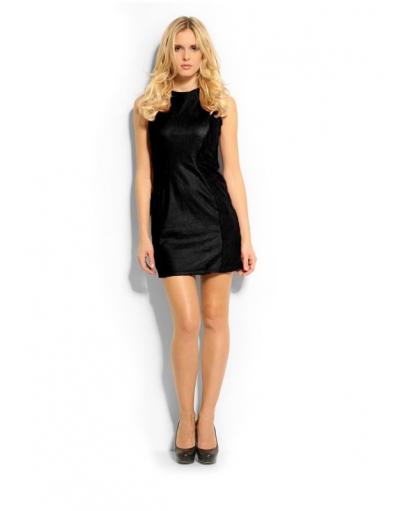 AMALIA DRESS - Zwart - Guess - Jurken