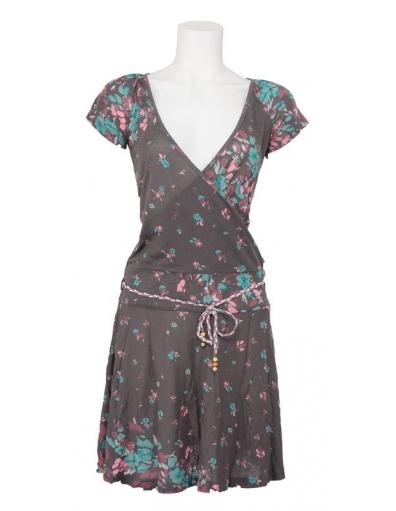 Knitted dress - Smoke - Grijs - Dept - Jurken
