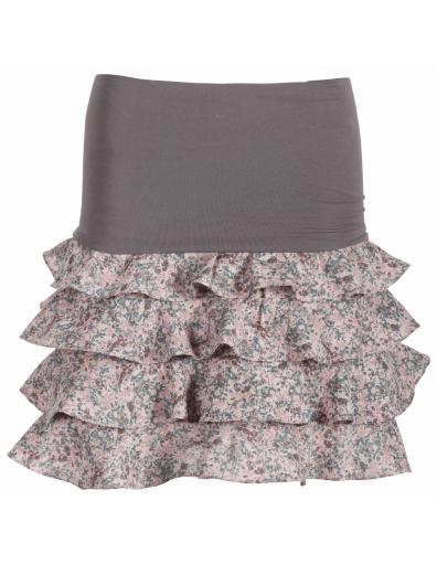 woven skirt - pale blush - Roze - Dept - Rokken