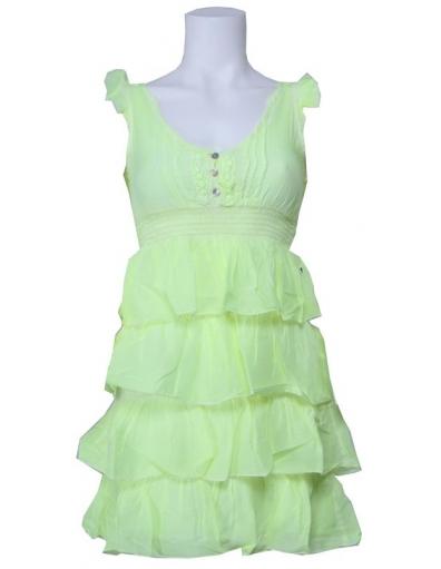 Light Dress - Groen - Dept - Jurken