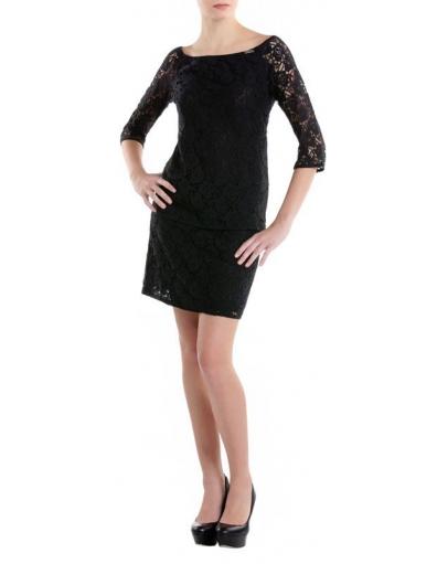 Daray dress - Zwart - Miss Sixty - Jurken