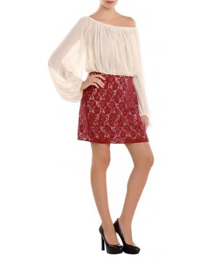 Parris dress - Rood - Miss Sixty - Jurken